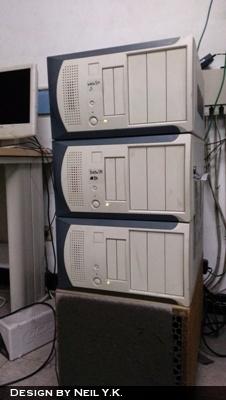 第一代簡易式的小機箱