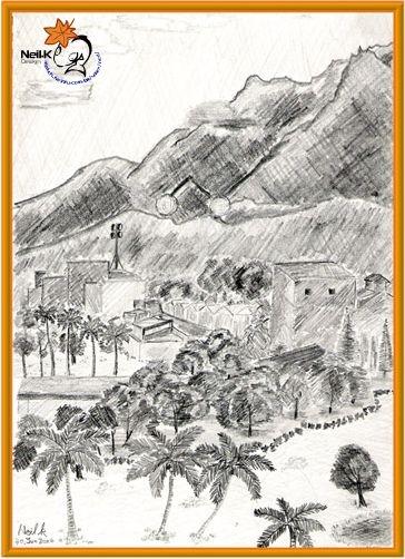 花蓮美崙山