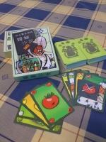 紙牌遊戲~蟑螂沙拉